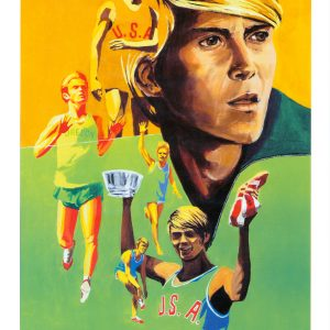Prefontaine Poster – Limited Edition Print